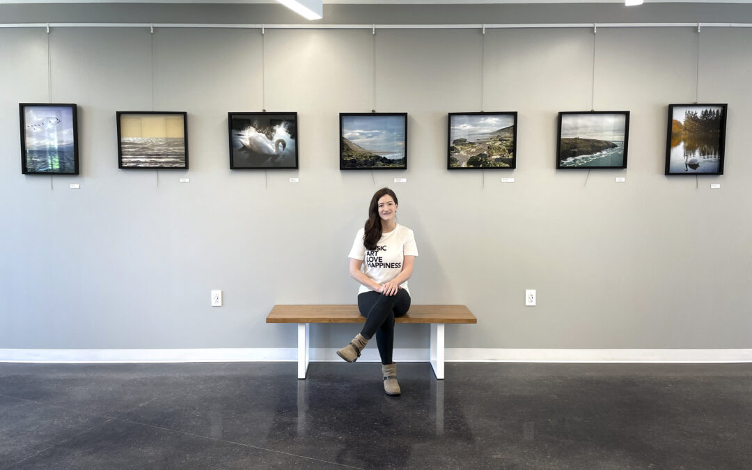 Solo Exhibition at Geauga County Public Library – Bainbridge